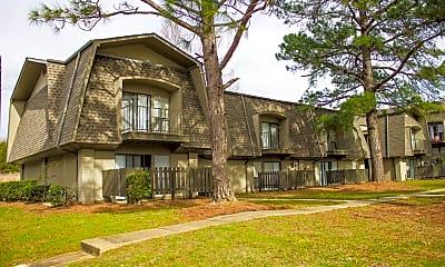 Building, Madison Park Apartments, 0
