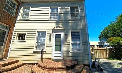 Building, 511 Princess Anne St REAR-, 0