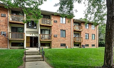 Building, Rosewood Apartments, 0