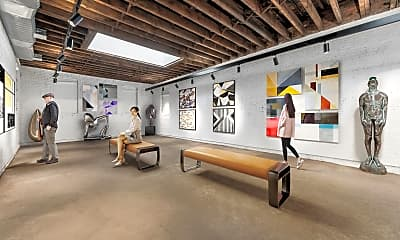 Fitness Weight Room, 743 E 6th St GALLERY, 1