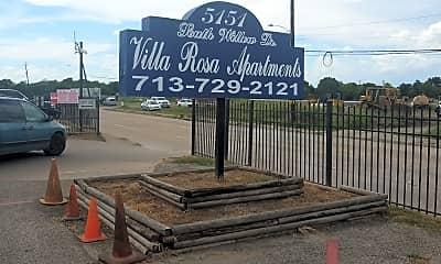 Villa Rosa Apartments, 1