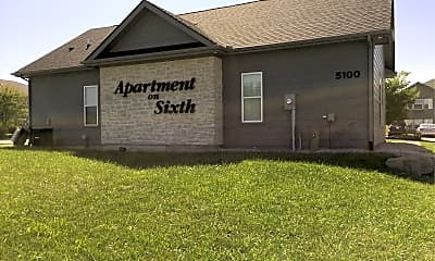 Apartment On Sixth, 1