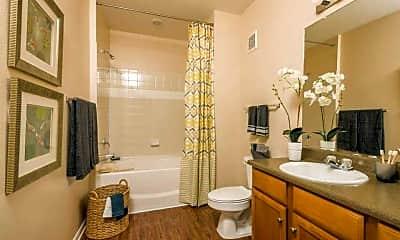 Bathroom, Parmer Place, 2