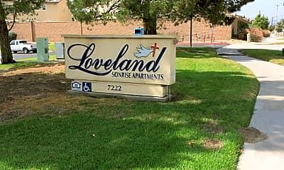 Loveland Sonrise Apartments, 1