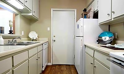 Kitchen, Cranes Landing, 1