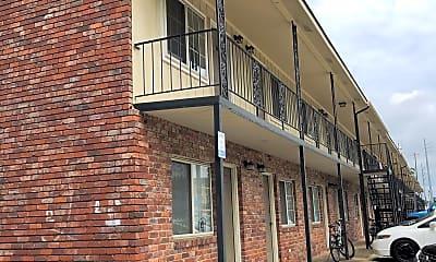 University Apartments, 2