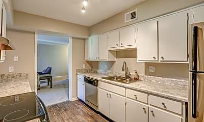 Kitchen, Western Hills, 1