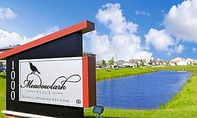 Community Signage, Meadowlark Place, 2