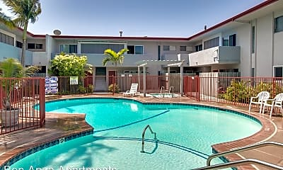 Pool, 20501 Anza Ave, 0