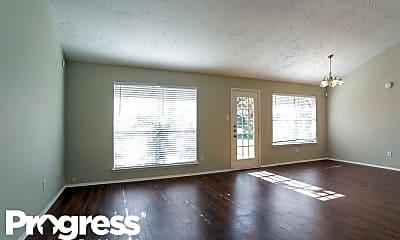 Living Room, 4627 Whispering Rock Ln, 1