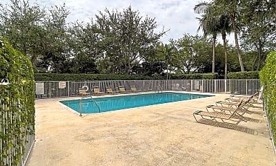 Pool, 2948 Crestwood Terrace 8102, 2