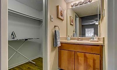 Bathroom, Harbour Landing, 2