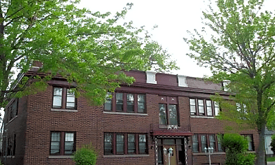 Building, 1435 W Brown St, 0
