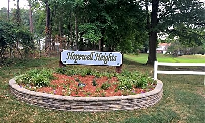 Hopewell Heights Apartments, 1