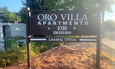 The Oro Villa, 1