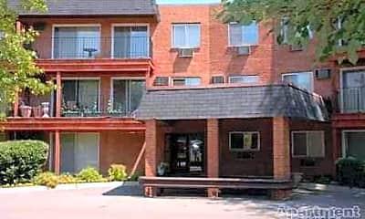 Building, Lorraine Park / Parkview Apartments, 1