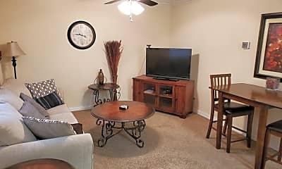 Living Room, 6701 Eastridge Rd, 1