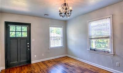 Living Room, 1123 W Comanche St, 0
