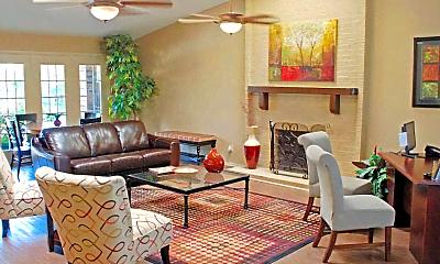Living Room, 3830 Old Denton Rd, 2