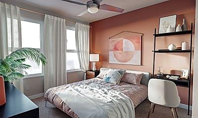 Bedroom, The Rey, 2