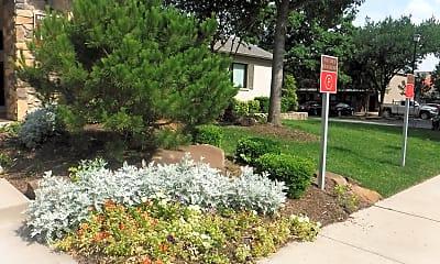 Community Signage, Bent Tree Park, 2