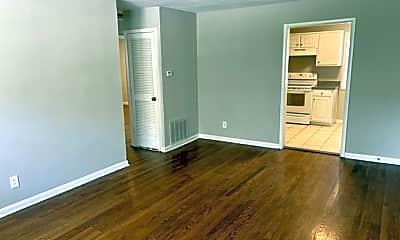 Living Room, 1586 Line St, 1