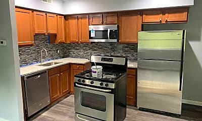 Kitchen, 500 Congress Ave, 1