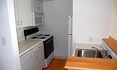 Kitchen, CBS Rentals, 2