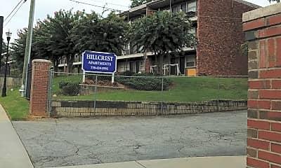 Hillcrest Apartments, 1