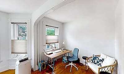 Living Room, 128 Magazine St., #1, 1