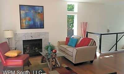 Living Room, 2357 South Yakima Ave, 2