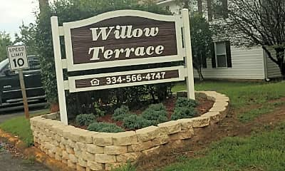 Willow Terrace Apartments, 1