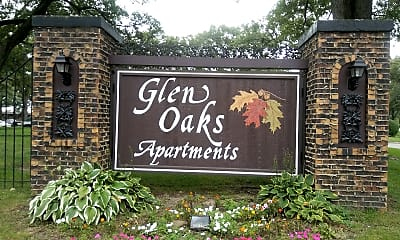 Glen Oaks Apartments, 1