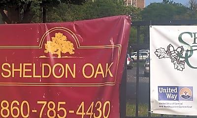 Sheldon Oak Apartments, 1
