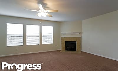 Living Room, 11623 Silent Elm St, 1