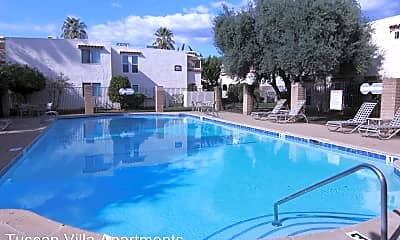 Pool, 85 Tuscan Villa Dr, 2