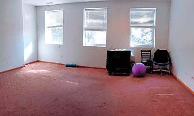 Living Room, 610 W 26th St, 2