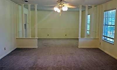 Living Room, 307 Highland Oaks Dr, 1