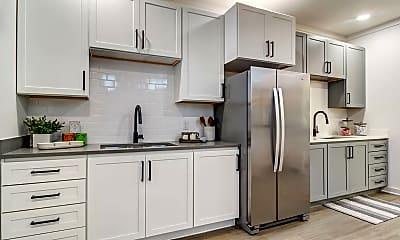 Kitchen, The Collins, 1