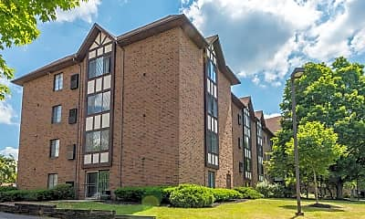 Building, Emerick Manor Apartments, 1