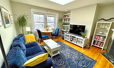 Living Room, 351 Marlborough St, 1