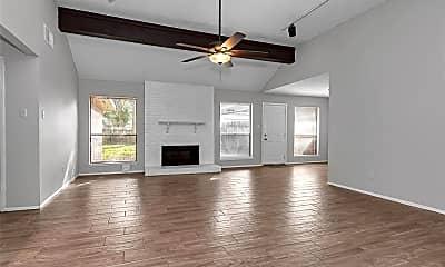 Living Room, 2710 Green Fields Dr, 1