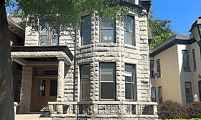 Building, 418 Warren Crescent, 0