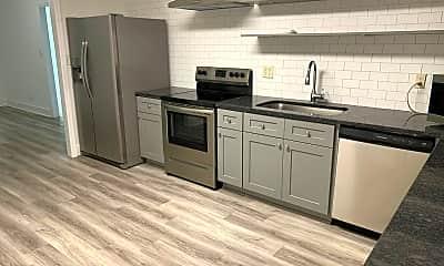 Kitchen, 216 S 17th St, 1