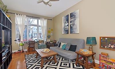 Dining Room, 3044 N Leavitt St 1, 1
