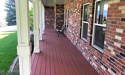 Patio / Deck, 5717 N Vista Grande Dr, 1