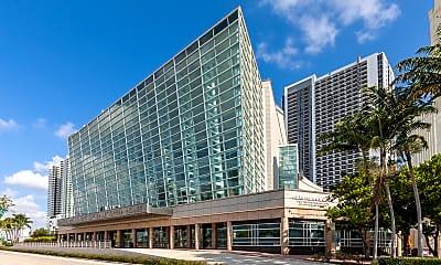 Building, Bay Parc, 2