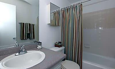 Bathroom, Metro Village, 2
