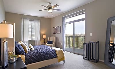 Bedroom, The Bluffs at Willow Run, 0