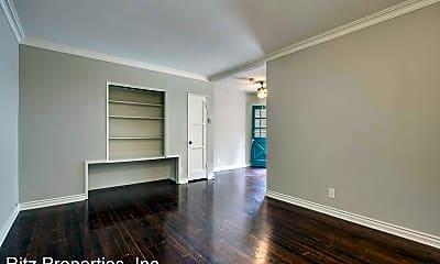 Living Room, 1350-1354 Havenhurst Dr., 1